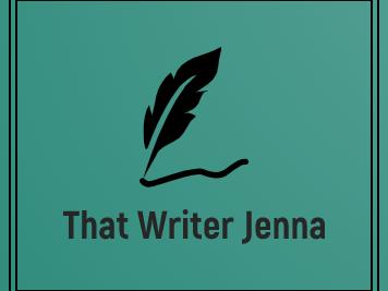 That Writer Jenna